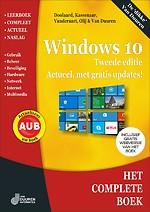 Het Complete Boek Windows 10 Tweede editie