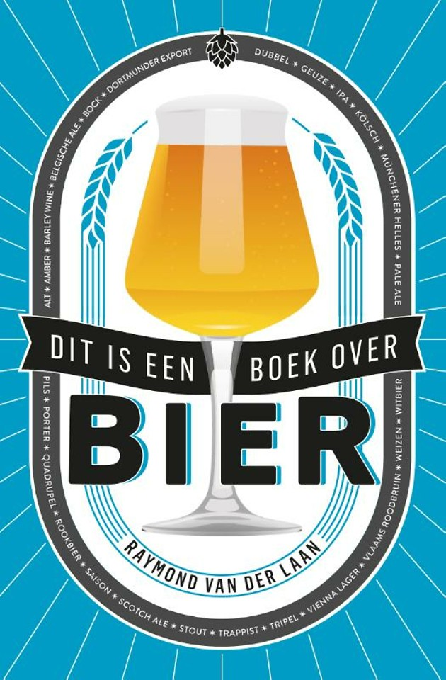 Dit is een boek over bier