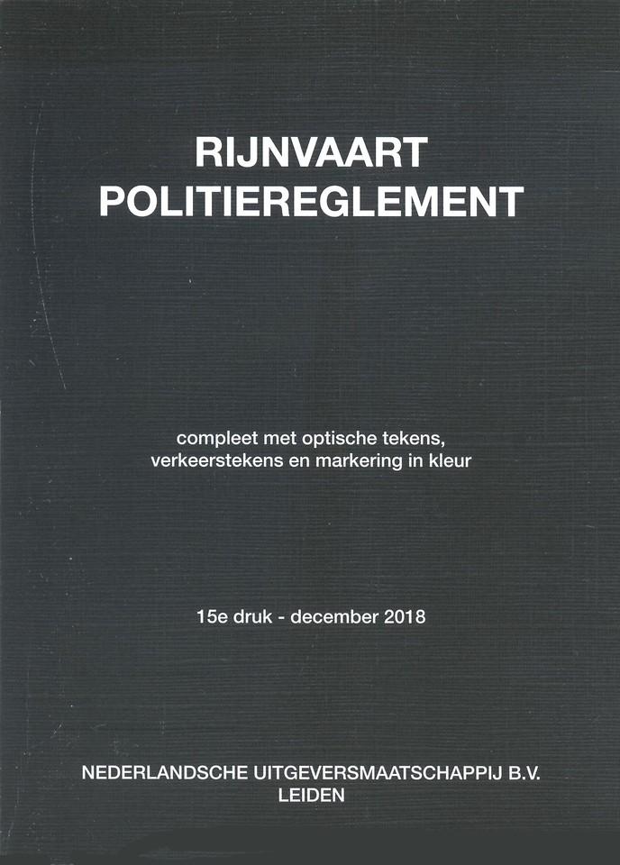 Rijnvaart politiereglement