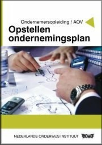 opstellen ondernemingsplan Opstellen ondernemingsplan door (Boek)   Managementboek.nl opstellen ondernemingsplan
