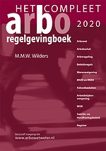 Het compleet Arbo-regelgevingboek 2020