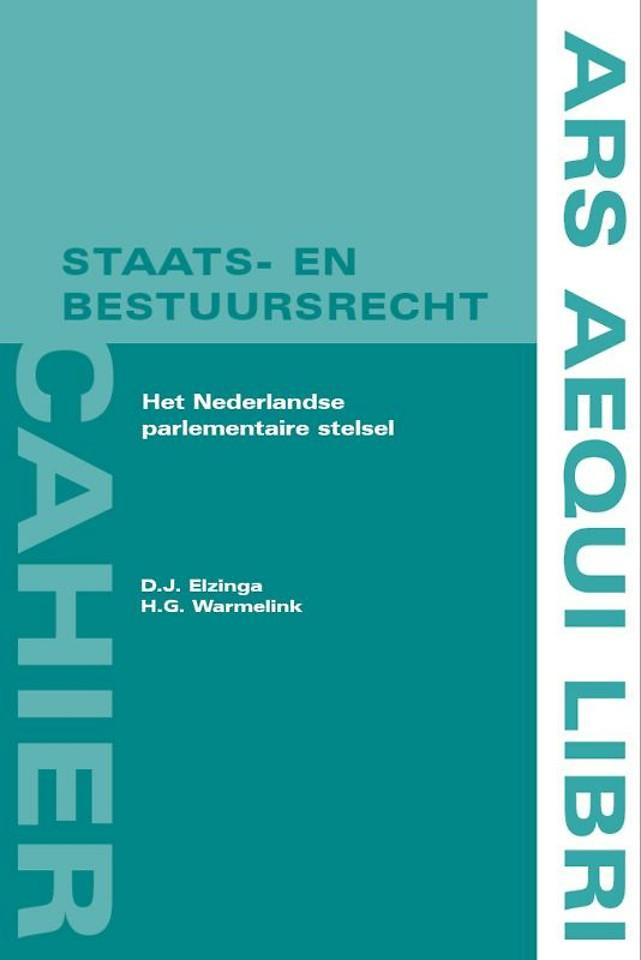 Het Nederlandse parlementaire stelsel