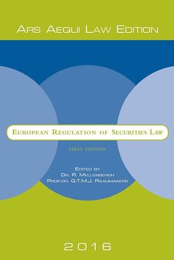 European Regulation of Securities Law 2016