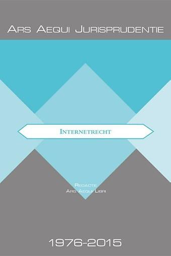 Jurisprudentie Internetrecht 1976-2015