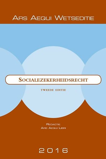 Socialezekerheidsrecht 2016