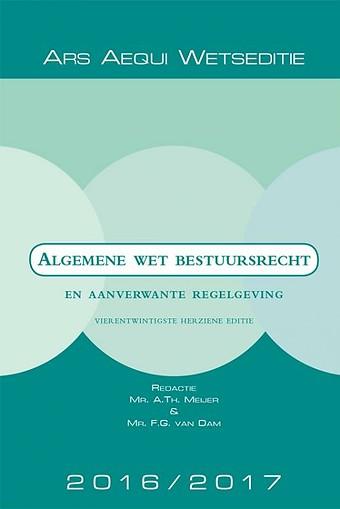 Algemene Wet Bestuursrecht 2016/2017