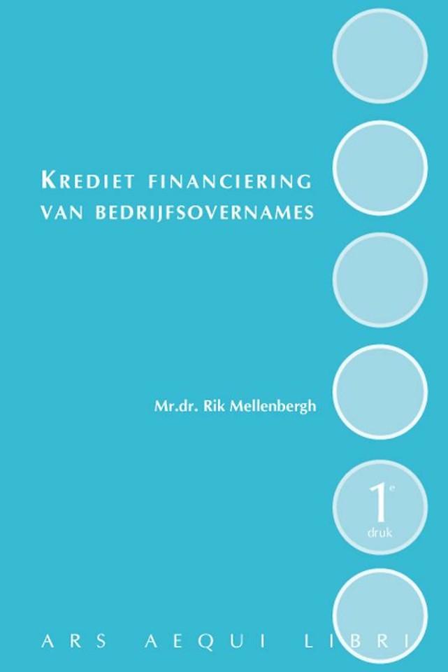 Kredietfinanciering van bedrijfsovernames