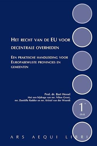 Het recht van de EU voor decentrale overheden