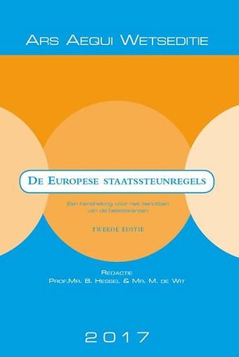 Europese staatssteunregels 2017