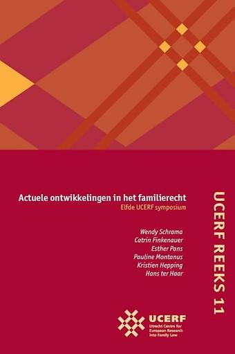 Actuele ontwikkelingen in het familierecht - UCERF 11