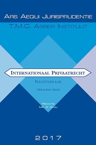 Internationaal Privaatrecht Rechtspraak 2017