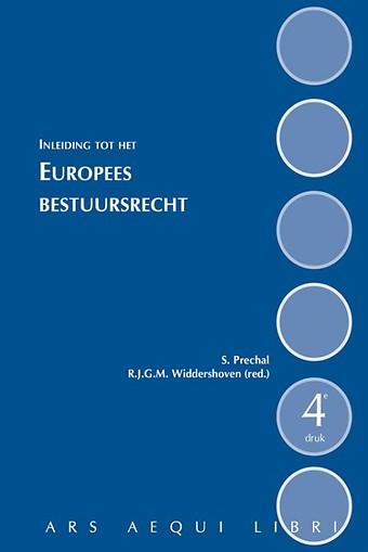 Inleiding tot het Europees bestuursrecht