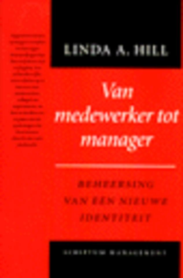 Van medewerker tot manager