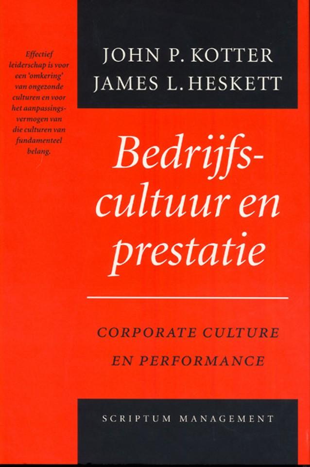 Bedrijfscultuur en prestatie