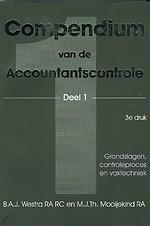 Compendium van de accountantscontrole deel 1