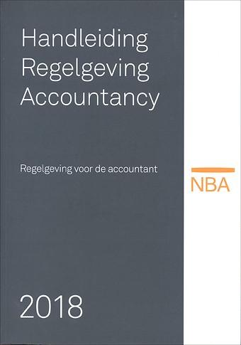 Handleiding Regelgeving Accountancy NBA 2018