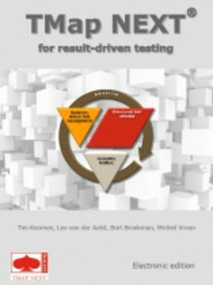 Tmap Next - for result driven testing