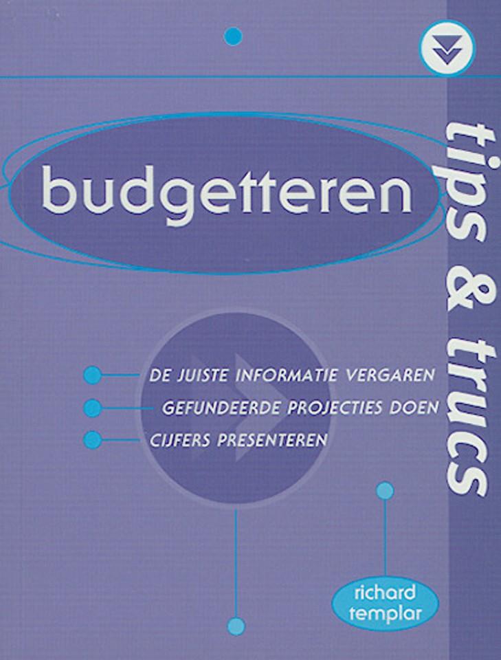 Tips & trucs: Budgetteren