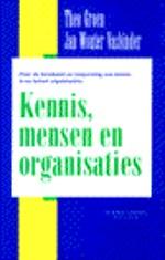 Kennis, mensen en organisaties
