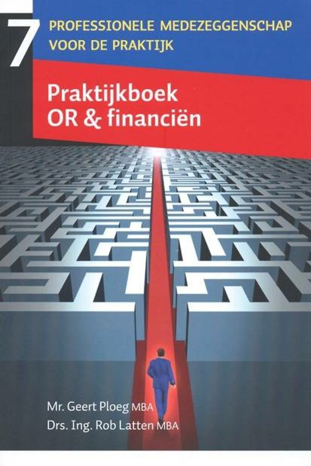 Praktijkboek OR & financiën
