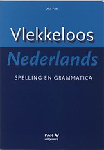 Vlekkeloos Nederlands Spelling en grammatica, Taalniveau 3F en 4F