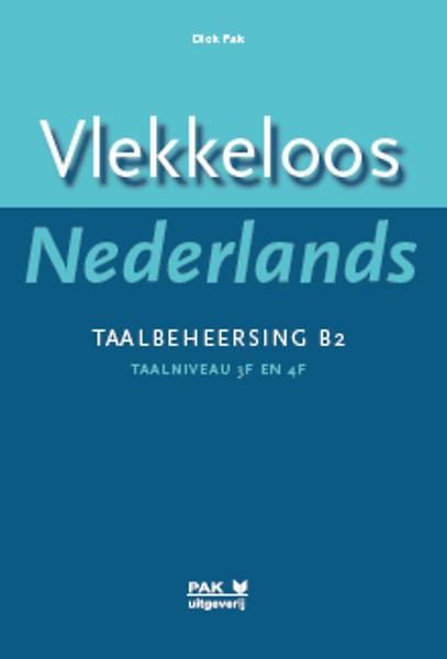Vlekkeloos Nederlands Pdf