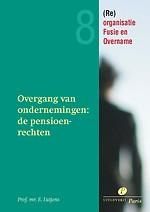 Overgang van ondernemingen: de pensioenrechten