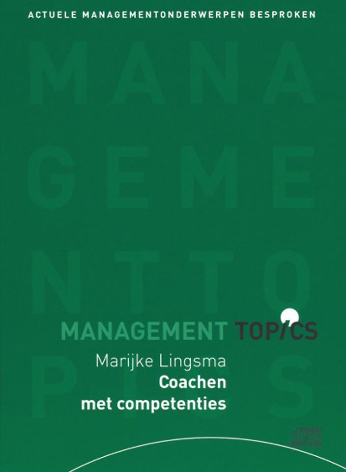 Marijke Lingsma over Coachen met Competenties (Management Topics)