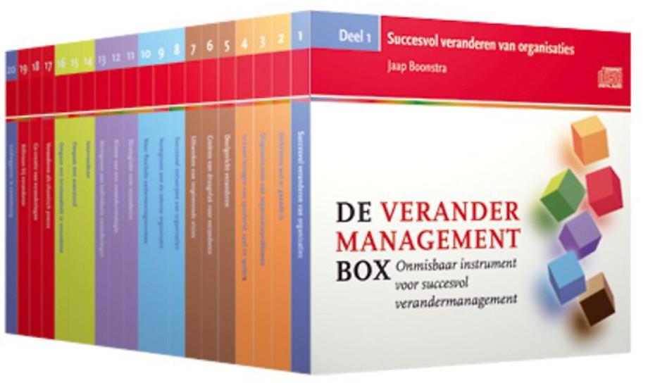 De Verandermanagementbox