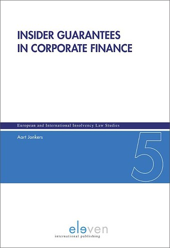 Insider Guarantees in Corporate Finance