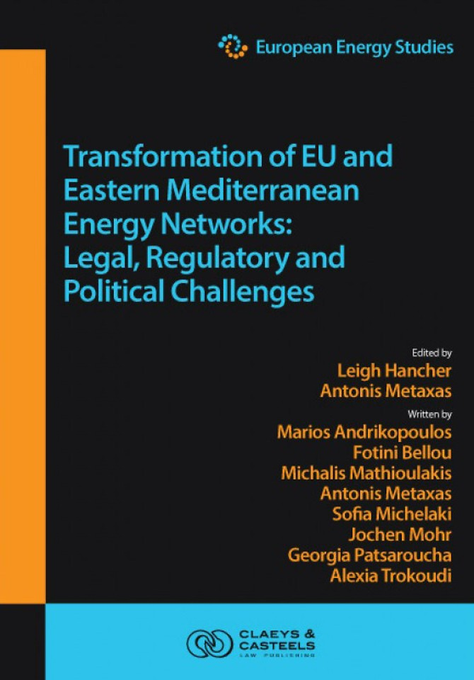 Transformation of EU and Eastern Mediterranean Energy Networks