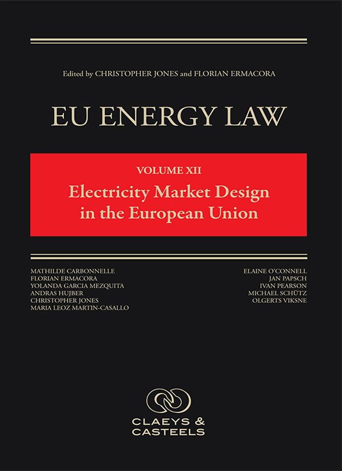 Electricity Market Design in the European Union
