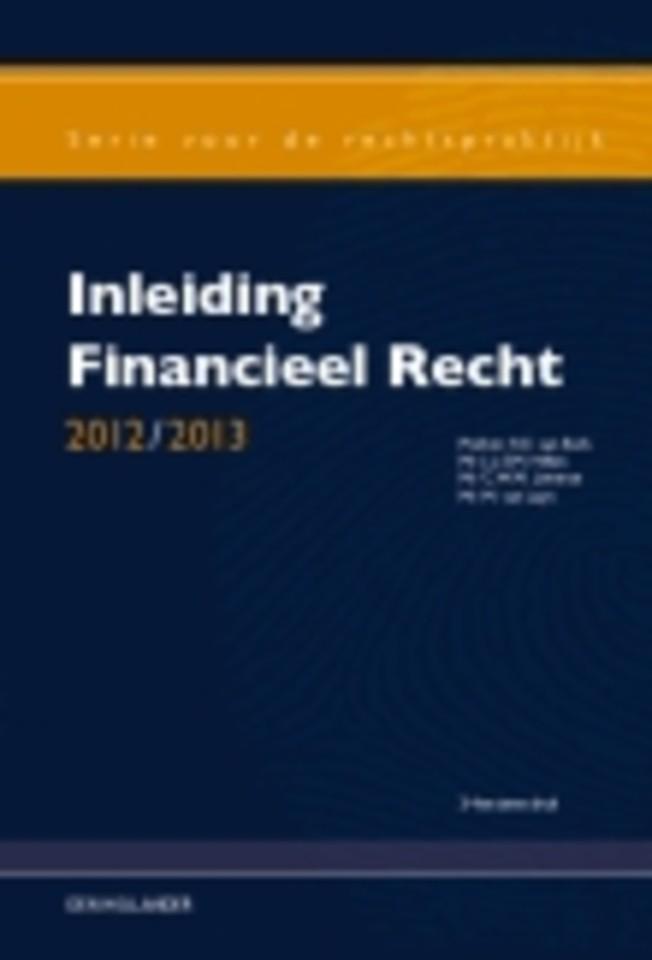 Inleiding financieel recht 2012-2013