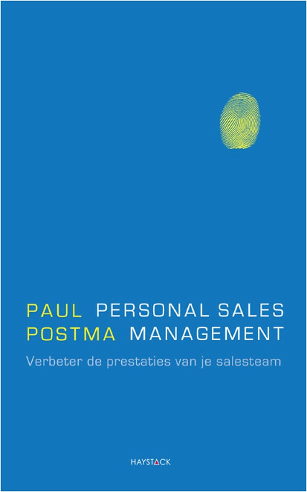 Personal Sales Management