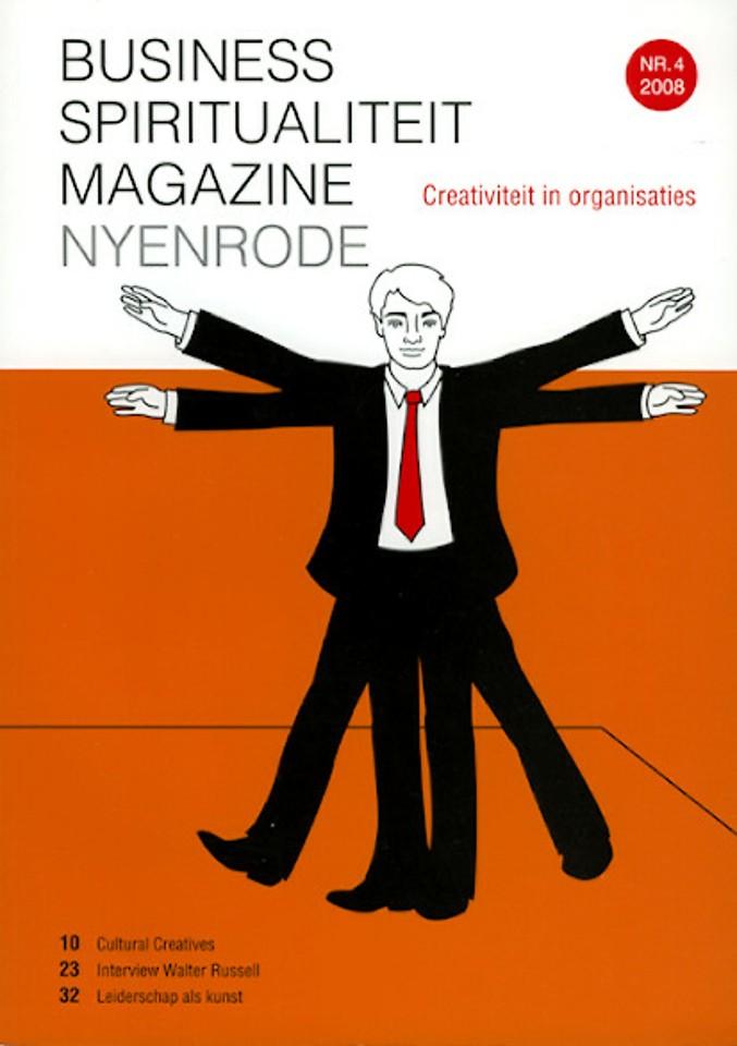 Business Spiritualiteit Magazine 4 - Creativiteit in organisaties