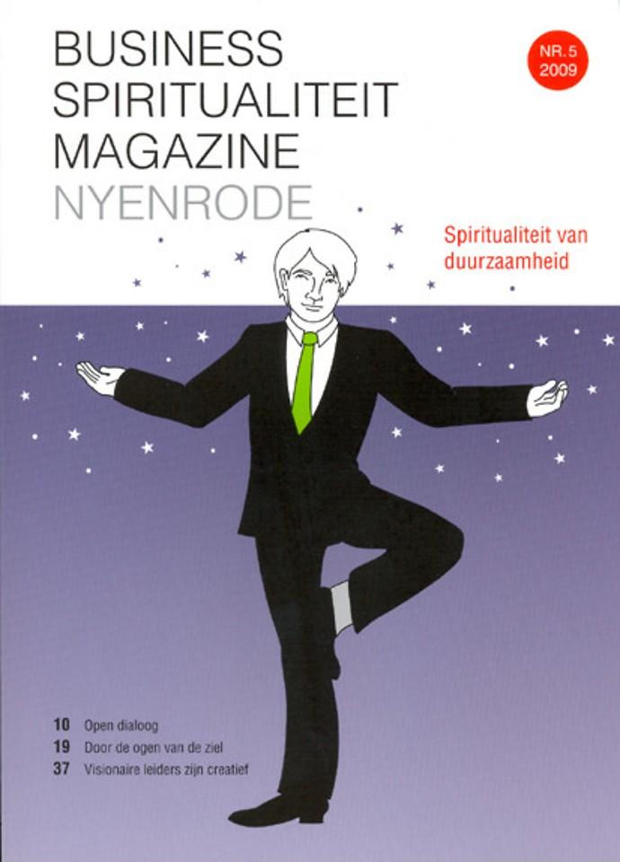 Business Spiritualiteit Magazine 5 - Spiritualiteit en duurzaamheid