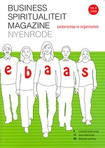 Business Spiritualiteit Magazine 8 - Leiderschap in organisaties