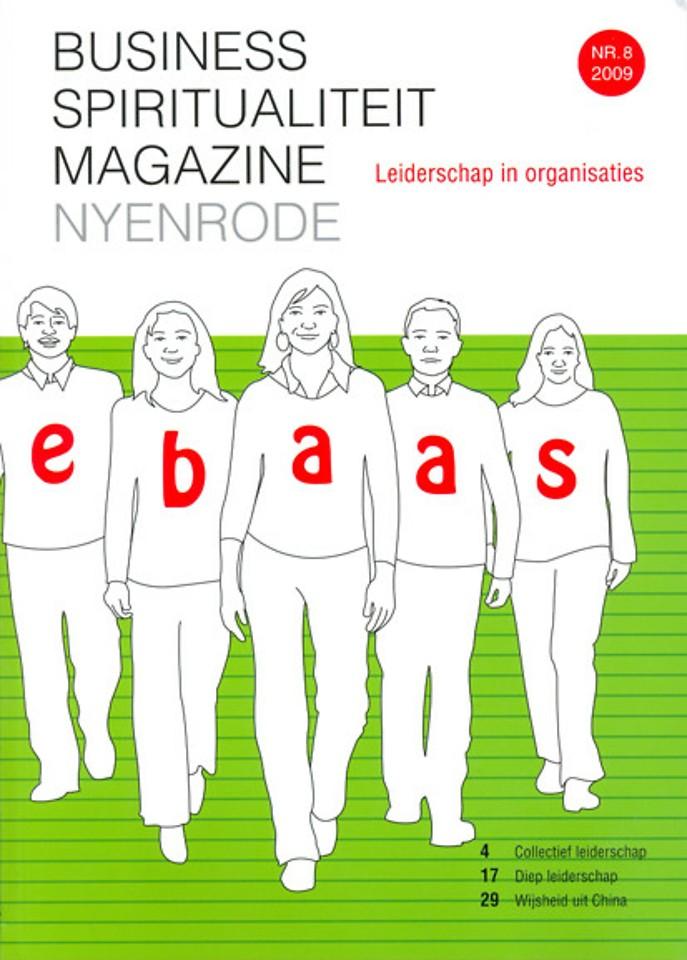 Business Spiritualiteit Magazine 8 - Leiderschap in organisaties