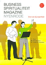 Business Spiritualiteit Magazine 16 - Bron van duurzaamheid