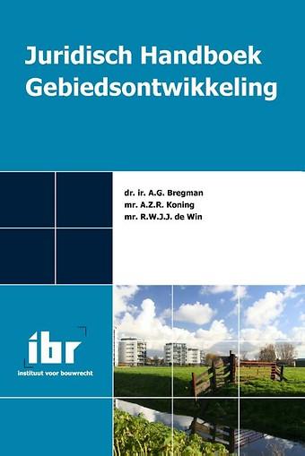 Juridisch Handboek Gebiedsontwikkeling