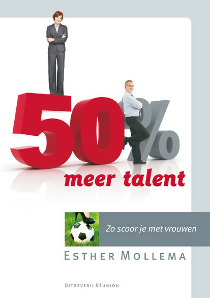 50% meer talent