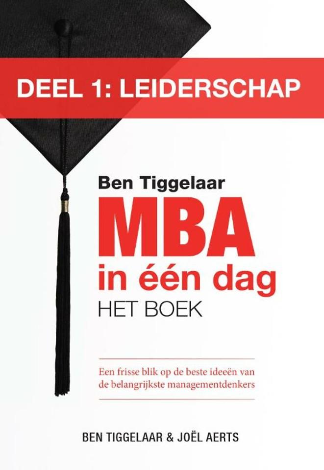 MBA in een dag: Deel 1 Leiderschap