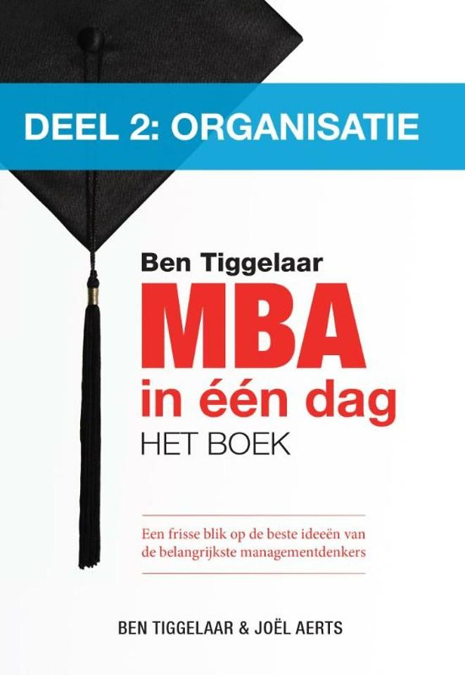 MBA in een dag: Deel 2 Organisatie