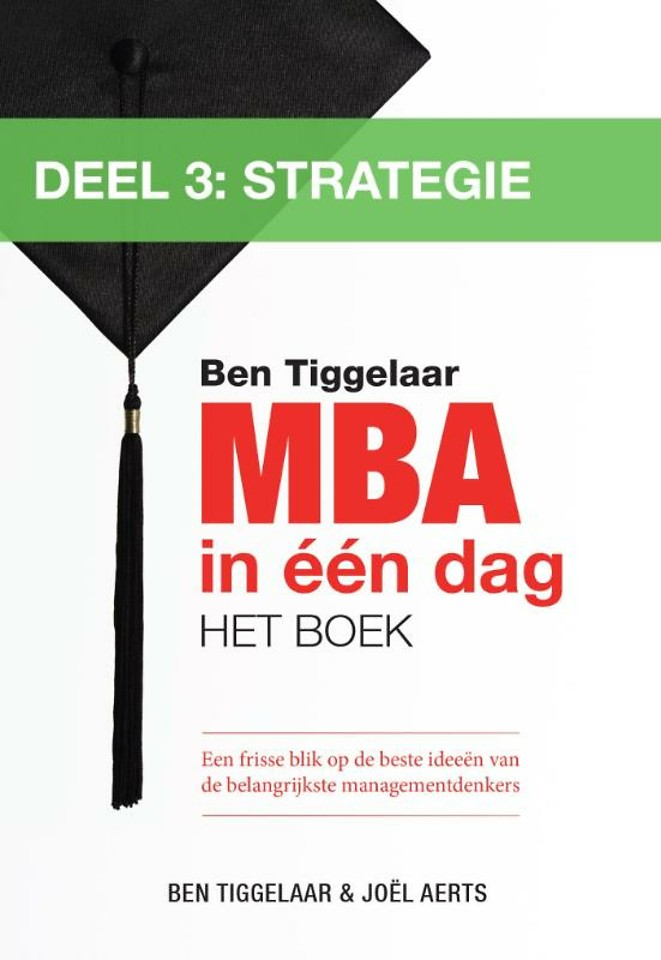 MBA in een dag: Deel 3 Strategie