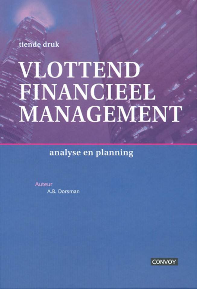 Vlottend financieel management - Theorieboek