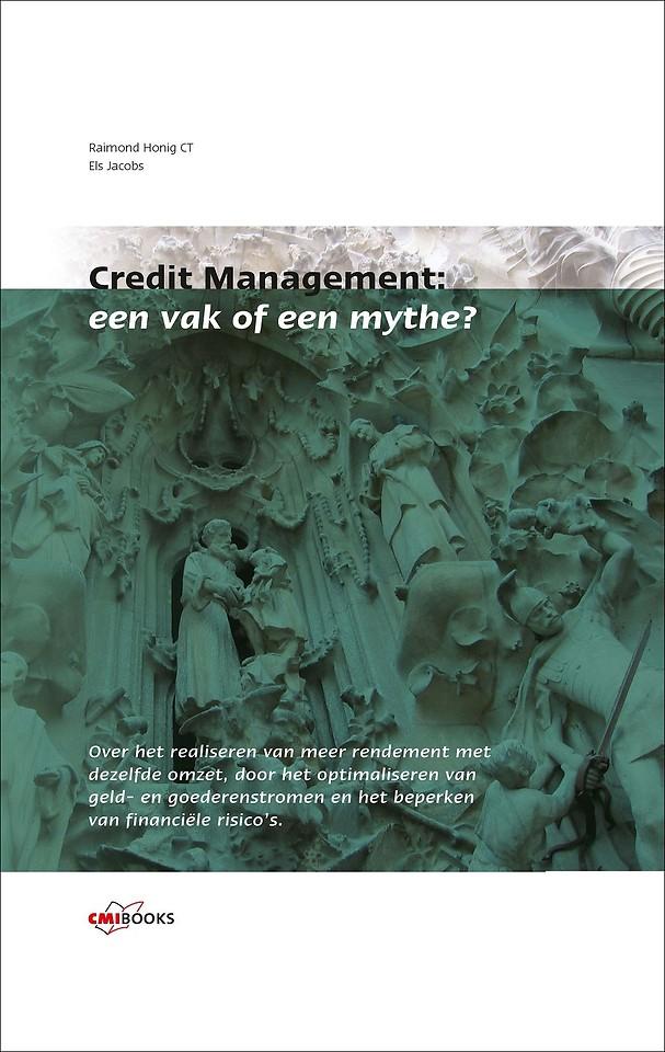 Credit Management: een vak of een mythe?