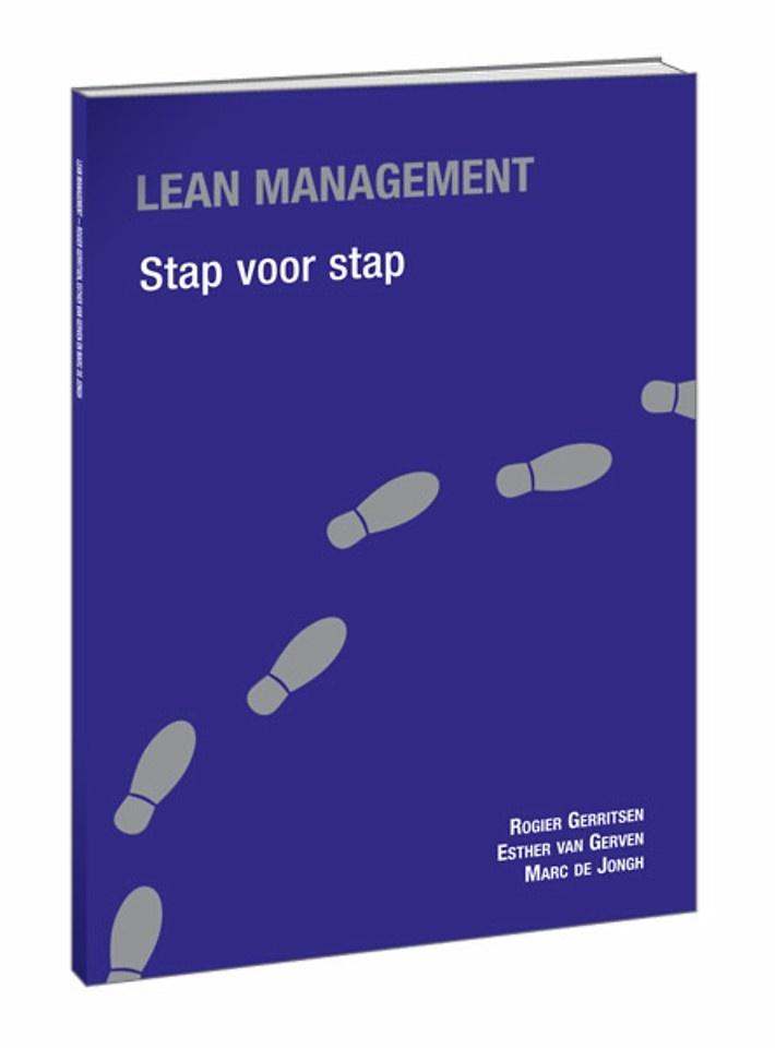 Lean Management – Stap voor Stap