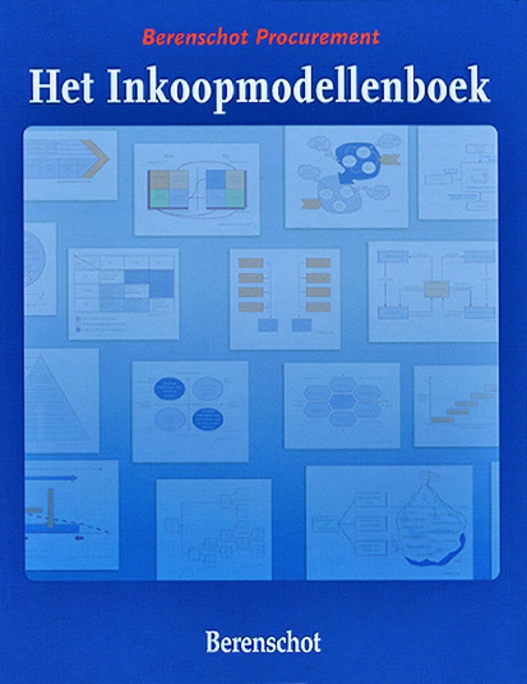 Het inkoopmodellenboek