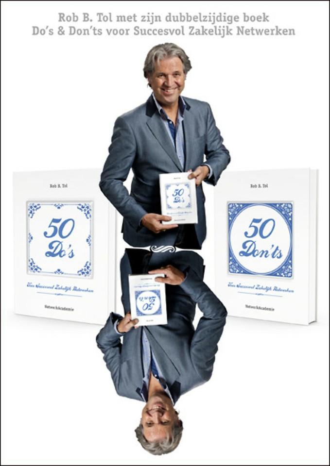 50 Do's & 50 Don'ts voor zakelijk netwerken