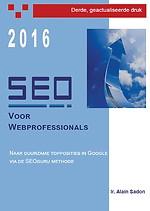 SEO voor Webprofessionals